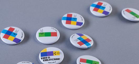 Promo badge SQF