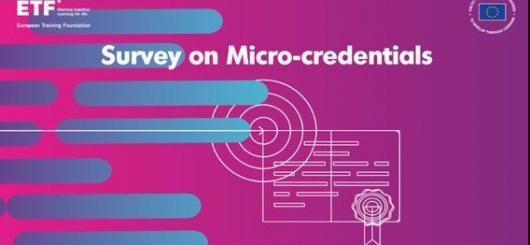ETF survey on Micro-credentials #skills4change
